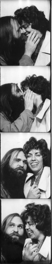 Carl Andre & Barbara Reise