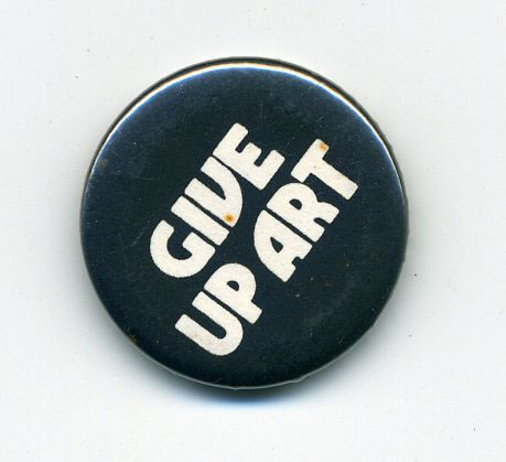 Give Up Art