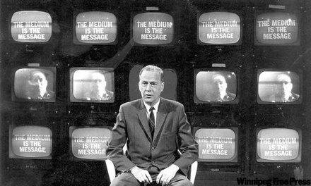Whatcha Doin', Marshall McLuhan?