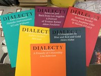 Dialecty Chapbooks